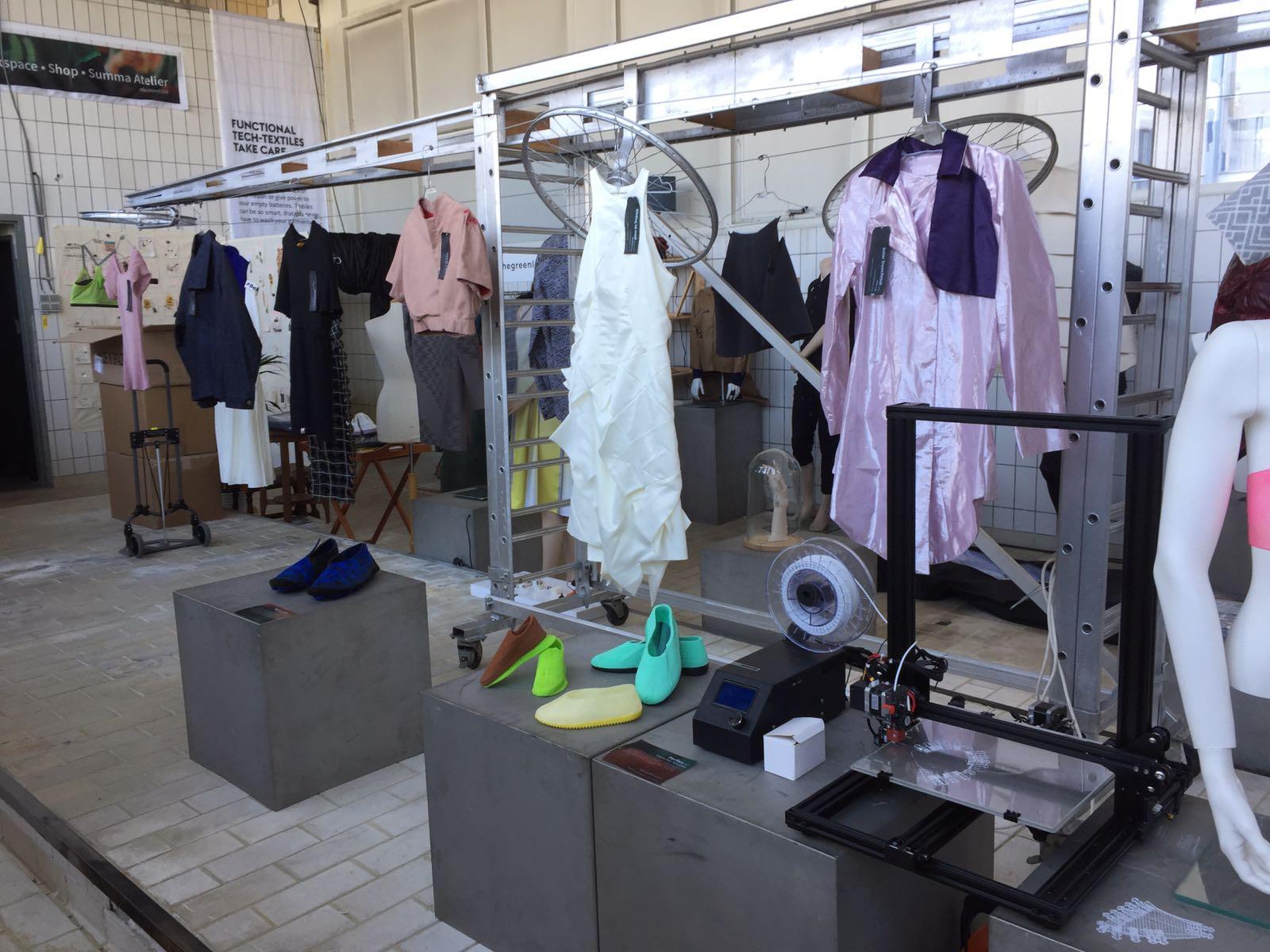 Fashion? Future design for the present